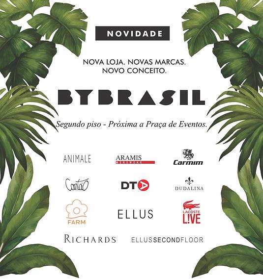 Adesivo BYBRASIL Recife