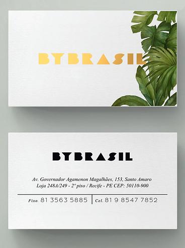 Cartão de Vista BYBRASIL