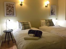 Farmhouse twin bedroom