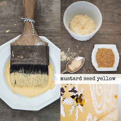 Milk Paint: Mustard Seed Yellow