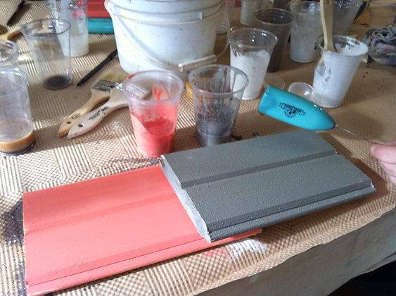 Simple as Milk (paint) and Cookies: Workshop