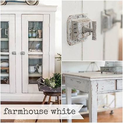 Milk Paint: Farmhouse White