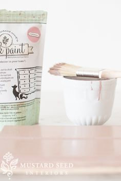 Milk Paint: Arabesque