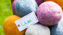 ULat Wool Dryer Balls