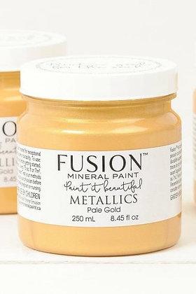 Pale Gold Metallic