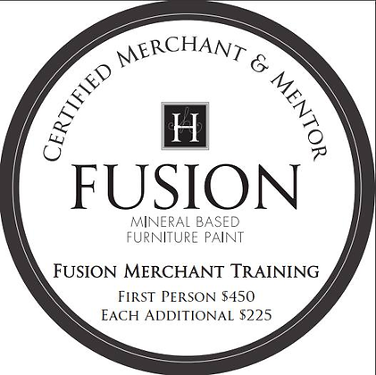 FUSION Merchant Training: January 9 & 10 2015