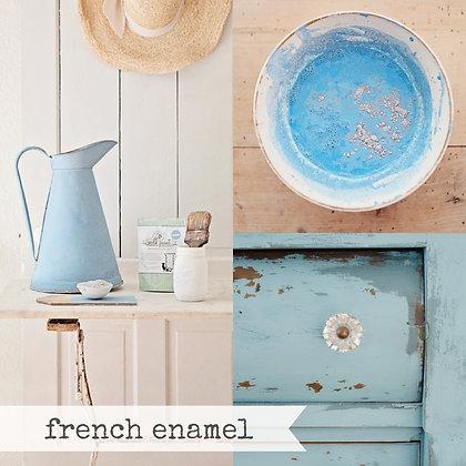 Milk Paint: French Enamel