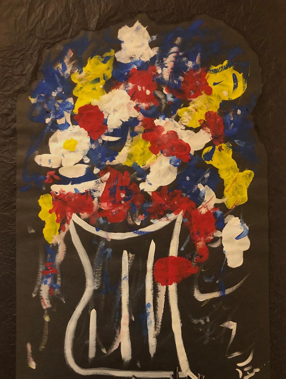 Child of Flowers
