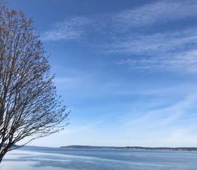 Peaceful Blue