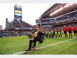 Sounders Game