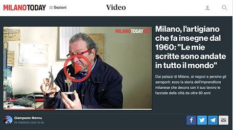 Articolo MilanoToday