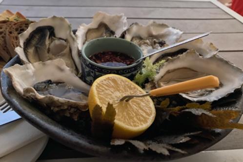 Huitre La Perle du Terroir Oyster No.1