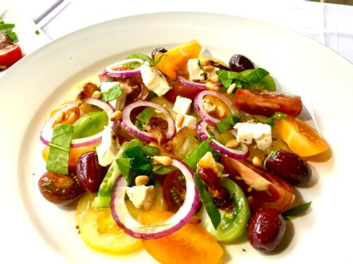 Salade Fraiche de Tomate Basilic
