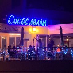 Cococabana from the beach