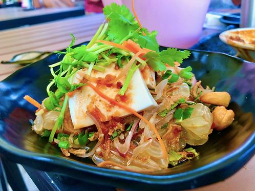 Yum Sum O/ Pomelo salad with tofu