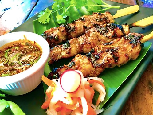 Satay/ Chicken satay