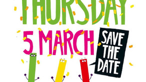 World Book Day - Thursday 5th March