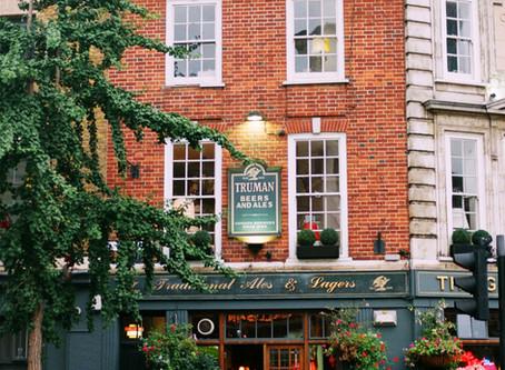 Comparables - Restaurants (Helpful) Pubs (Near Useless!)