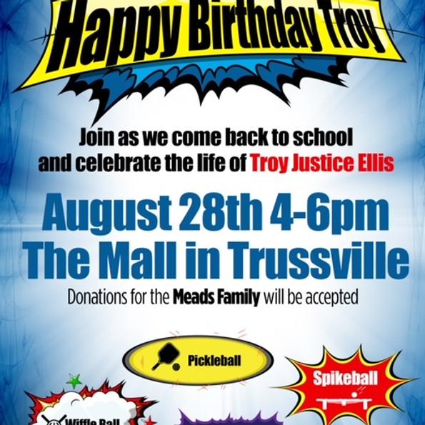 Troy's Birthday Celebration