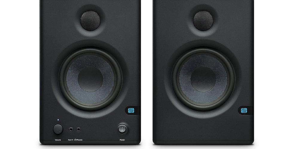 PRESONUS Eris E4.5 2-Way Active Studio Monitors (PAIR)