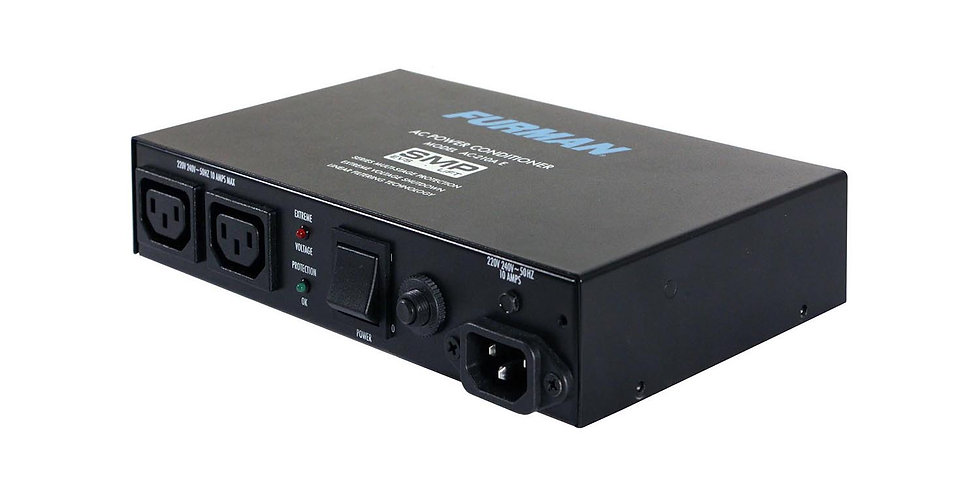 FURMAN AC-210A E 10A TWO OUTLET POWER CONDITIONER