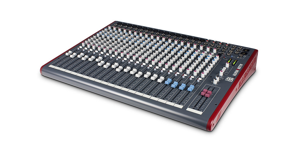 ALLEN & HEATH ZED-24 Multipurpose Mixer for Live Sound and Recording