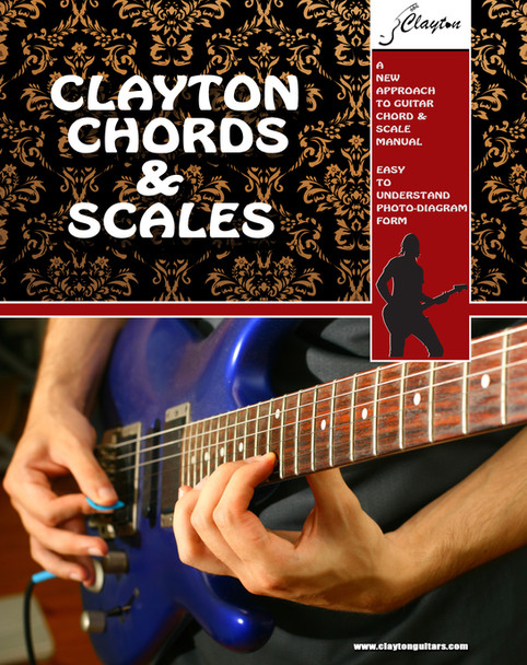 NEW CHORD BOOK from Clayton!
