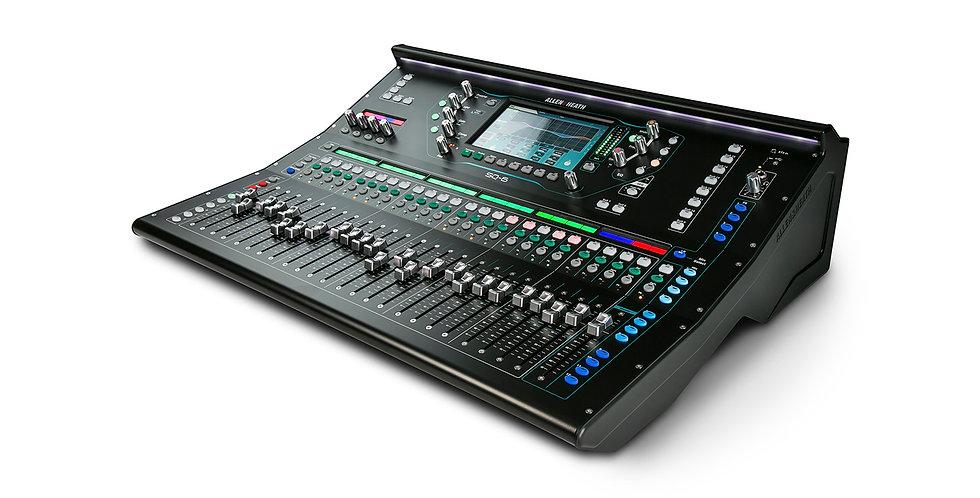 ALLEN & HEATH SQ-6 48 channel / 36 bus digital mixer