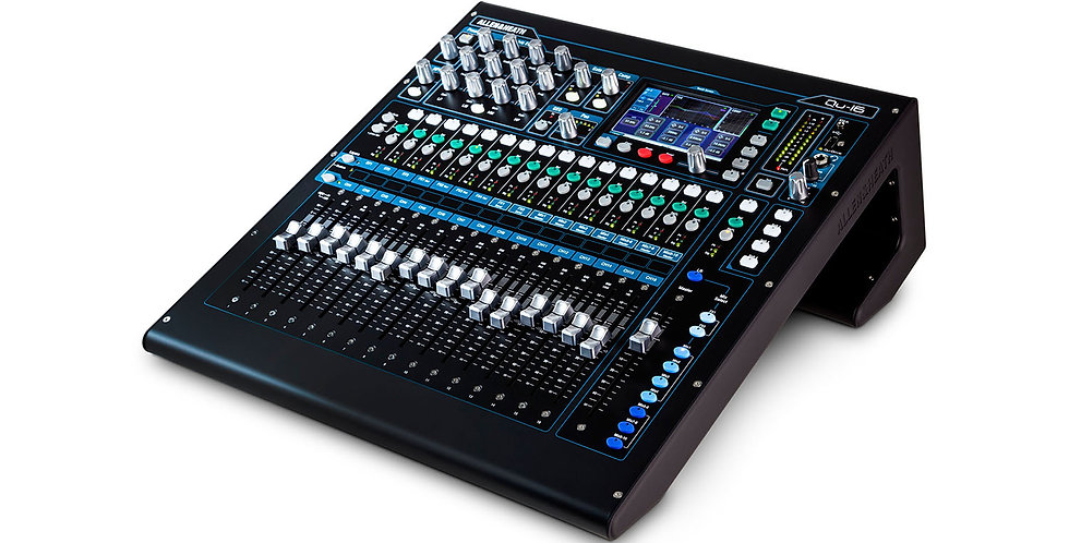 ALLEN & HEATH QU-16 RACK MOUNTABLE DIGITAL MIXER