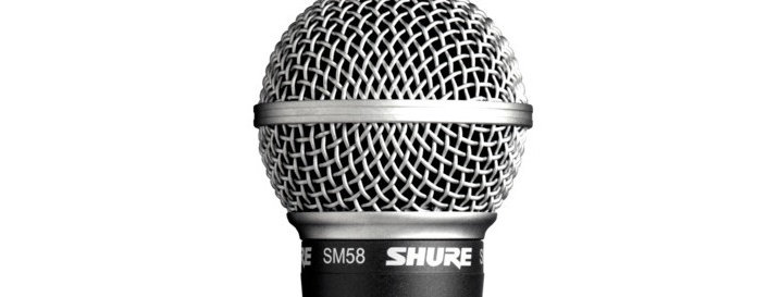 SHURE SM58S CARDIOD DYNAMIC VOCAL MICROPHONE (With On/Off Switch)