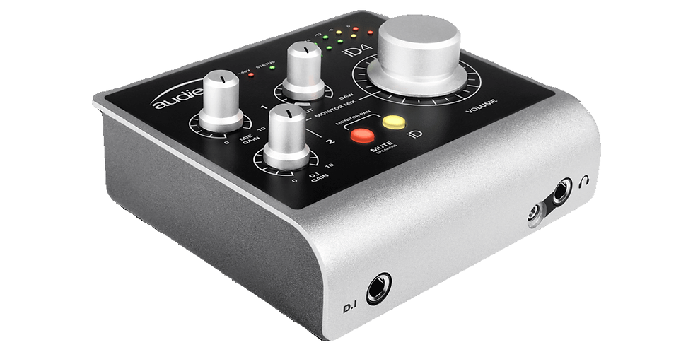AUDIENT iD4 2in/2out Audio Interface