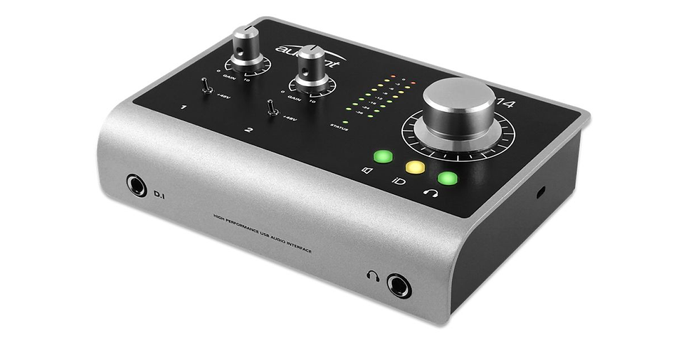 AUDIENT iD14 10in/4out Audio Interface