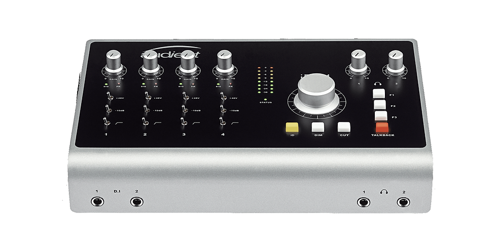 AUDIENT iD44 6in/4out Audio Interface