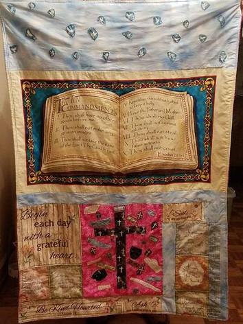 Bible Quilt 2