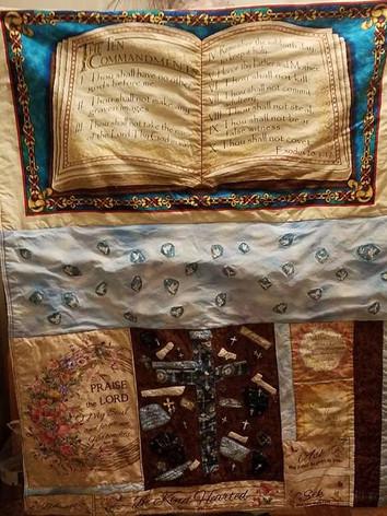 Bible Quilt 1