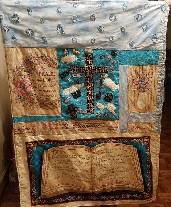 Bible Quilt 3