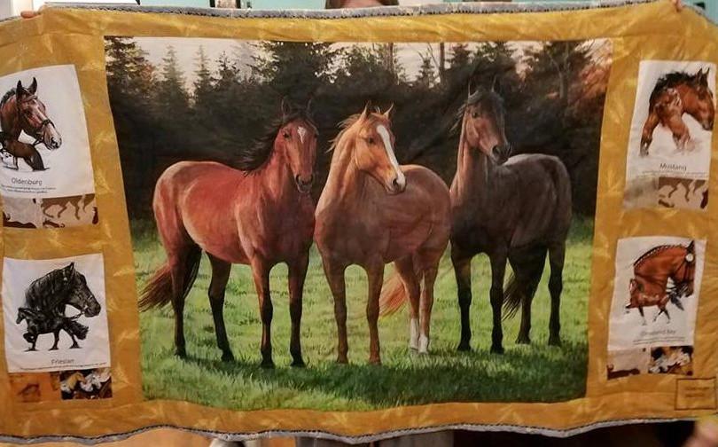 Trio of Horses