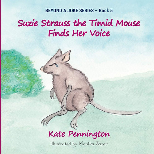 Suzie Strauss the Timid Mouse Finds Her Voice (5)