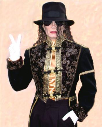 Dev as MJ with V full length