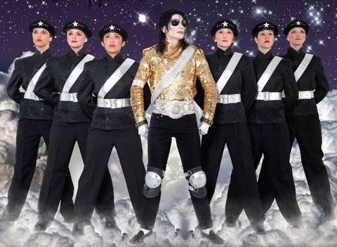 Dev as MJ Promo Michael Jackson Impersonator