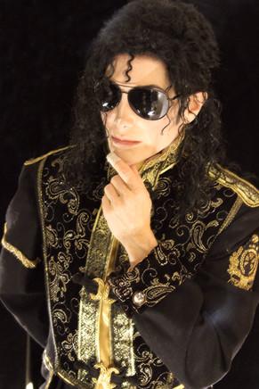 Man in the Mirror Michael Jackson Impersonator San Diego