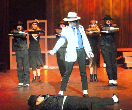 Smooth Criminal U been Hit By