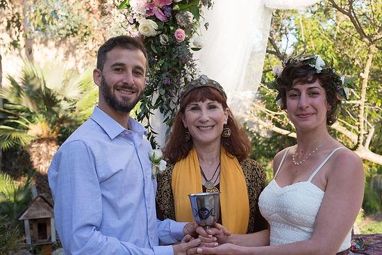 Dev, couple and wedding chalice.jpg