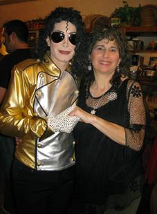 Dev as MJ in Gold with Helene.jpg