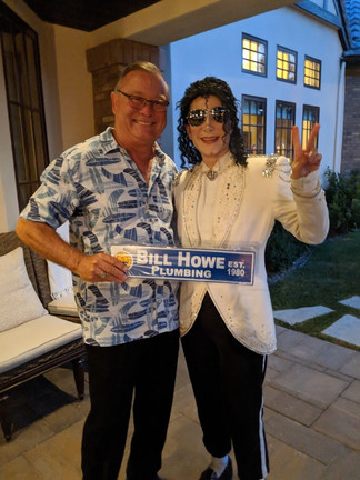 Bill Howe and MJ