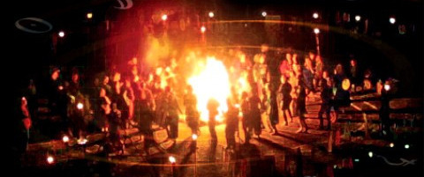 Fire Circle Pagan Magick