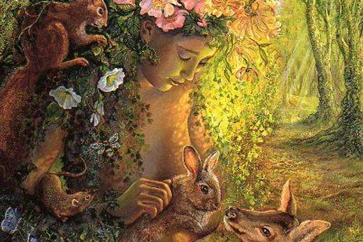 Eostar Goddess In The Woods.jpg