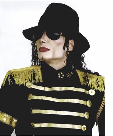 DevasMJ photoshoot Michael Jackson Impersonator San Diego