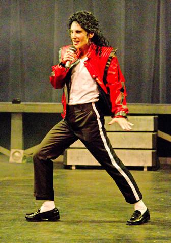 Thriller solo Photo with DevasMJ