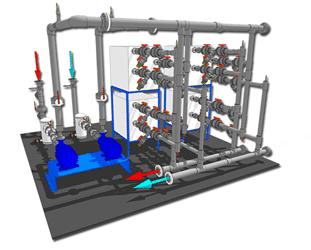 Geo-Room Pre-Assembled Mechanical or Boiler Room